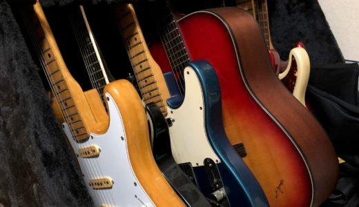 エレキギター初心者におすすめのギターは?